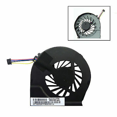 GENUINE NEW HP PAVILION G6-2000 SERIES G7-2000 CPU COOLING FAN + THERMAL PASTE
