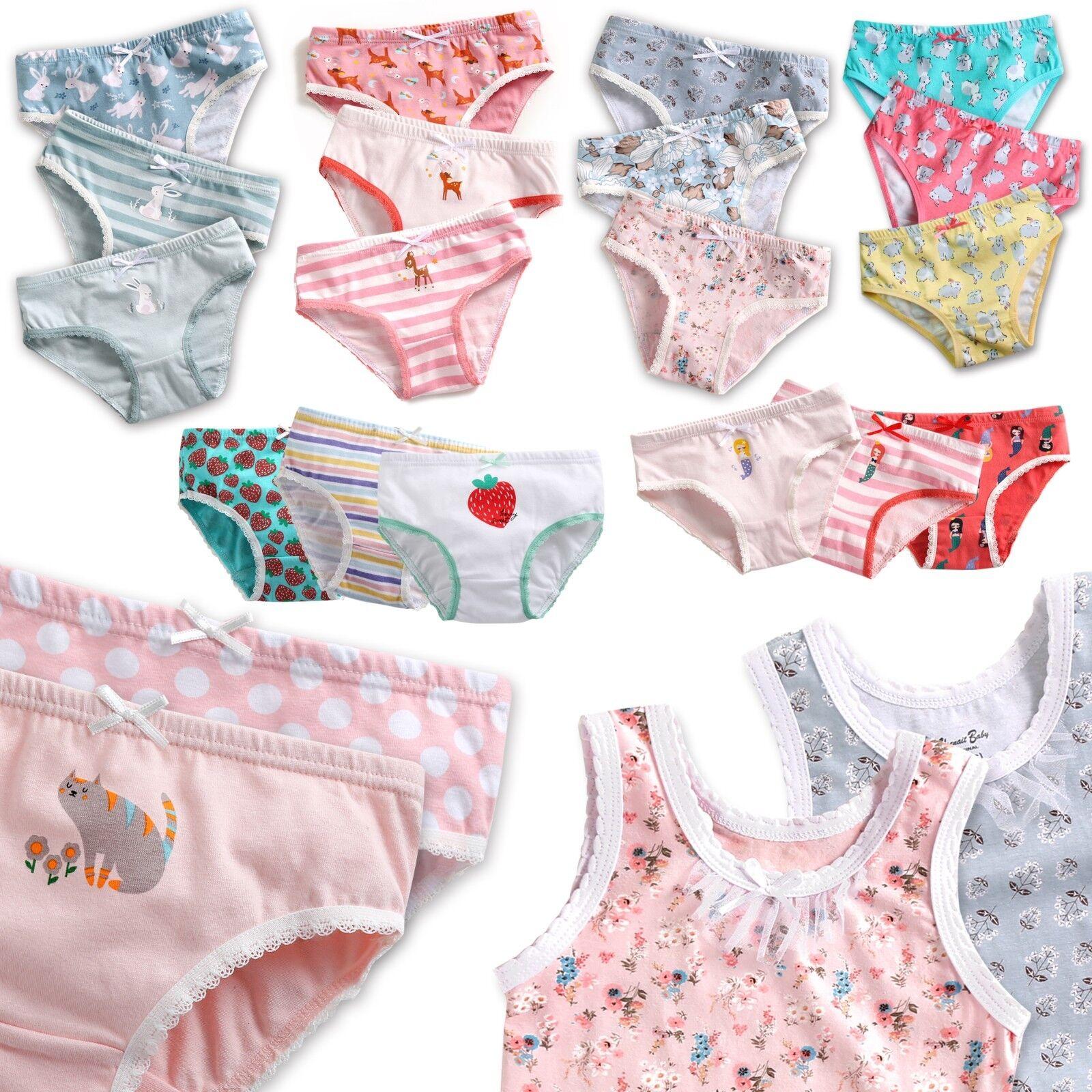 """""""23style"""" Vaenait Baby Kids Brief Underwear Undershirt Girls"""
