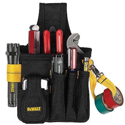 DEWALT Work Gear DG5101 Small Technician's Electrician's Tool Pouch NEW