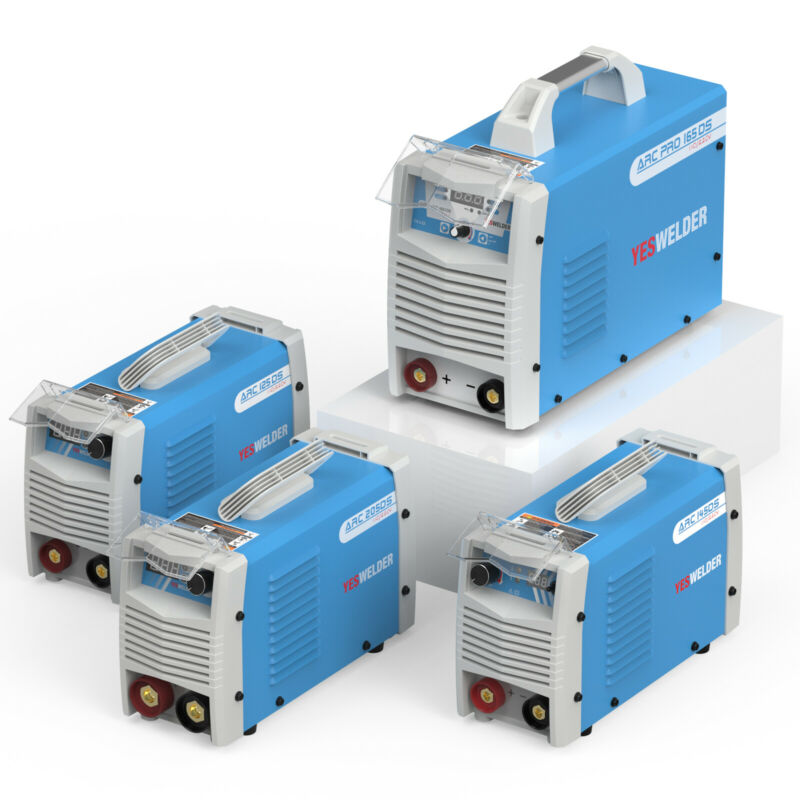 ARC Welder IGBT DC Inverter Lift TIG/MMA/STICK Welding Machine 110V/220V