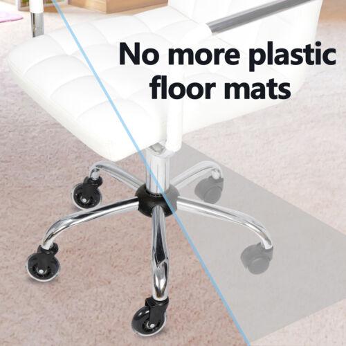 Office Chair Caster Wheels Set of 5 Heavy Duty for All Floors for Desk Floor Mat Business & Industrial