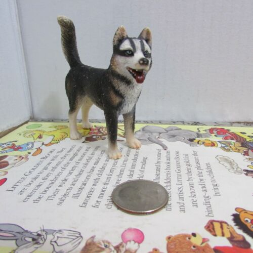 Schleich Male Husky 16371 Retired