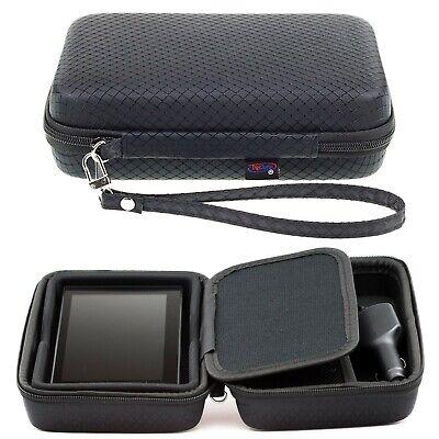 Digicharge Black Hard Carrying Case for Garmin Drive DriveSmart 65 60LM 60LMT...
