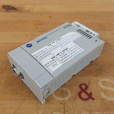 Allen Bradley 1764-lrp Series C Micrologix 1500 Processor Unit - Used