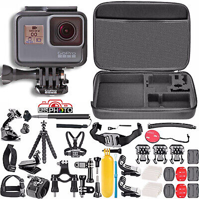 GoPro HERO 5 Black Edition With ALL Sports Accessories CHDRB-501