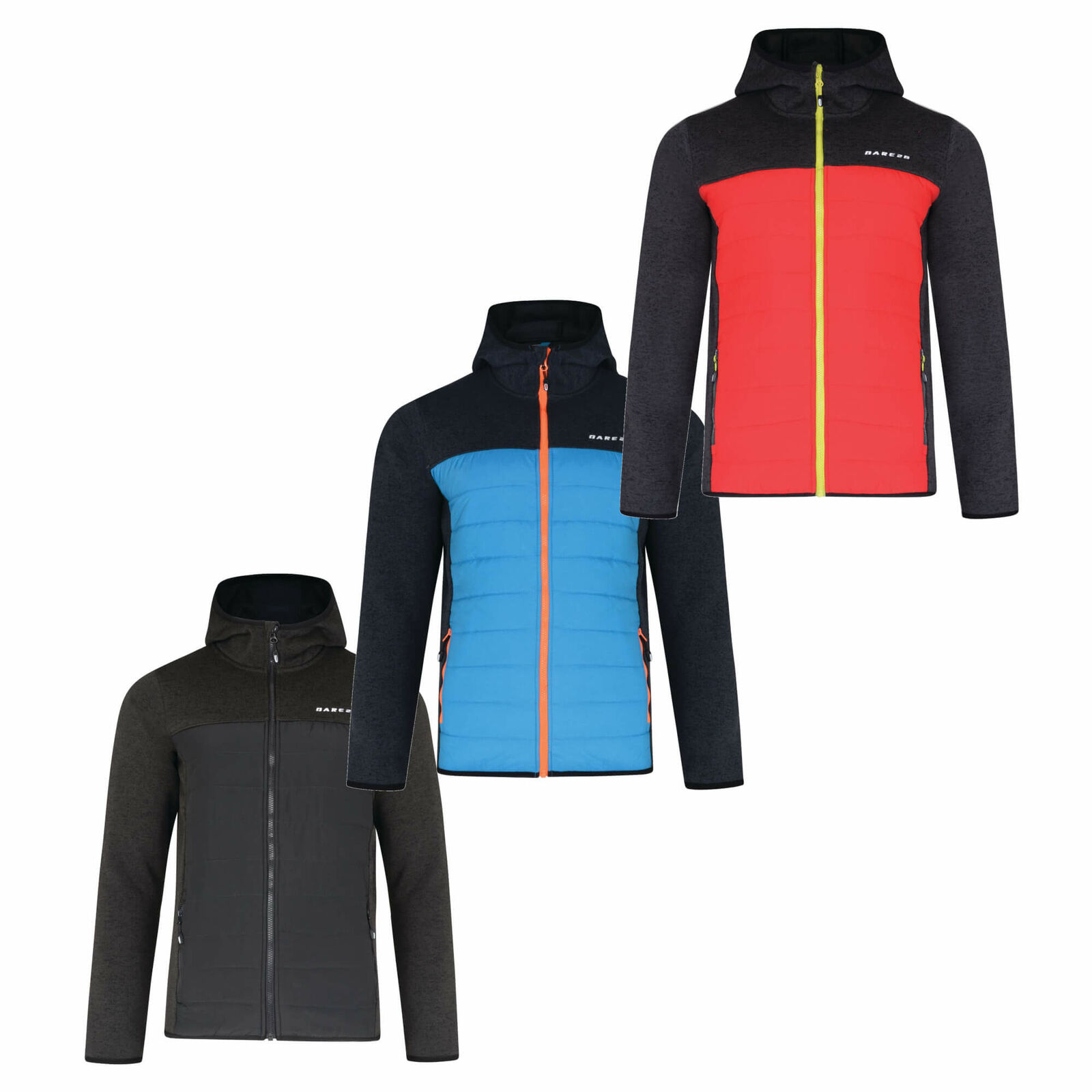 Herren Outdoor-Bekleidung Outdoorjacke Herren Softshell-Weste Stretch Hybrid Outdoorweste Bodywarmer Running Stehkragen