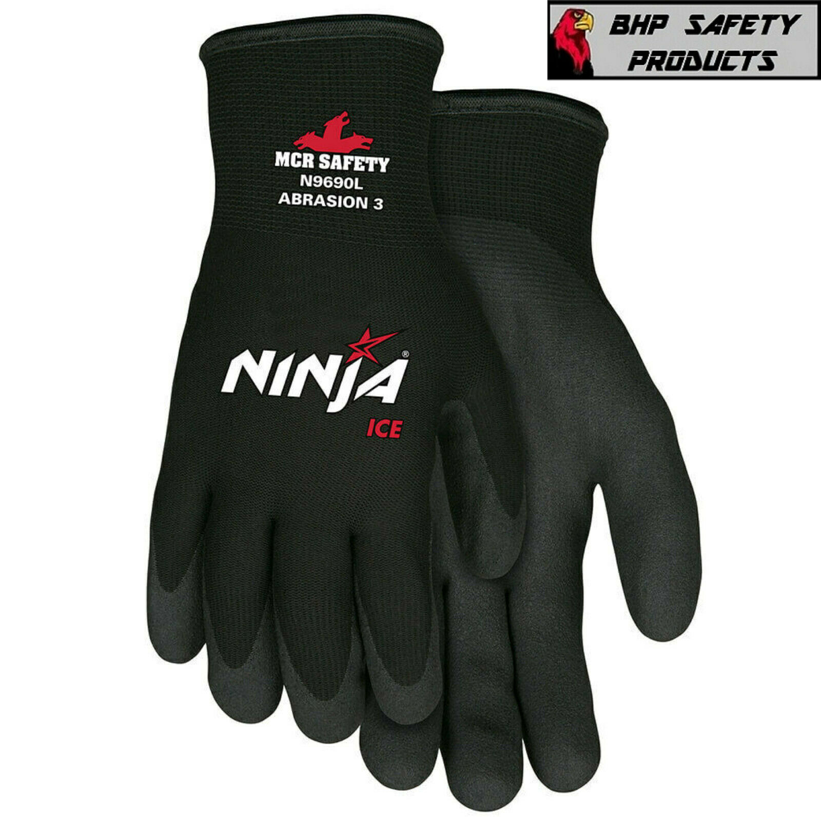 MCR MEMPHIS NINJA ICE INSULATED COLD WINTER WEATHER SAFETY W