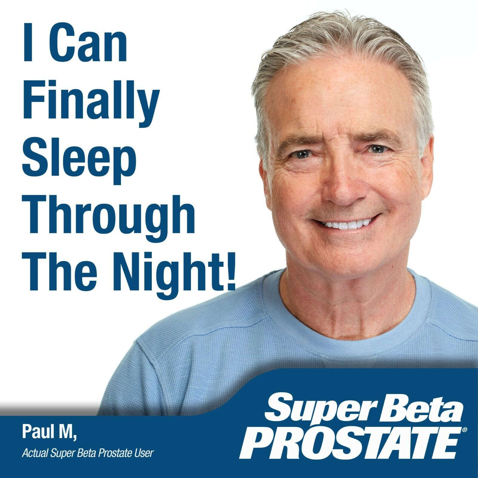 Super Beta Prostate Supplement -Reduce Frequent Urges to Urinate- NEW -FREE S&H 6