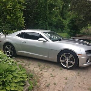 2010 CAMARO 2SS/RS trade for side x side 1000cc and 2015 up