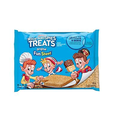 Kellogg's Rice Krispies Treats, Crispy Marshmallow Squares, Original, Fun She... (Rice Krispies Halloween Treats)
