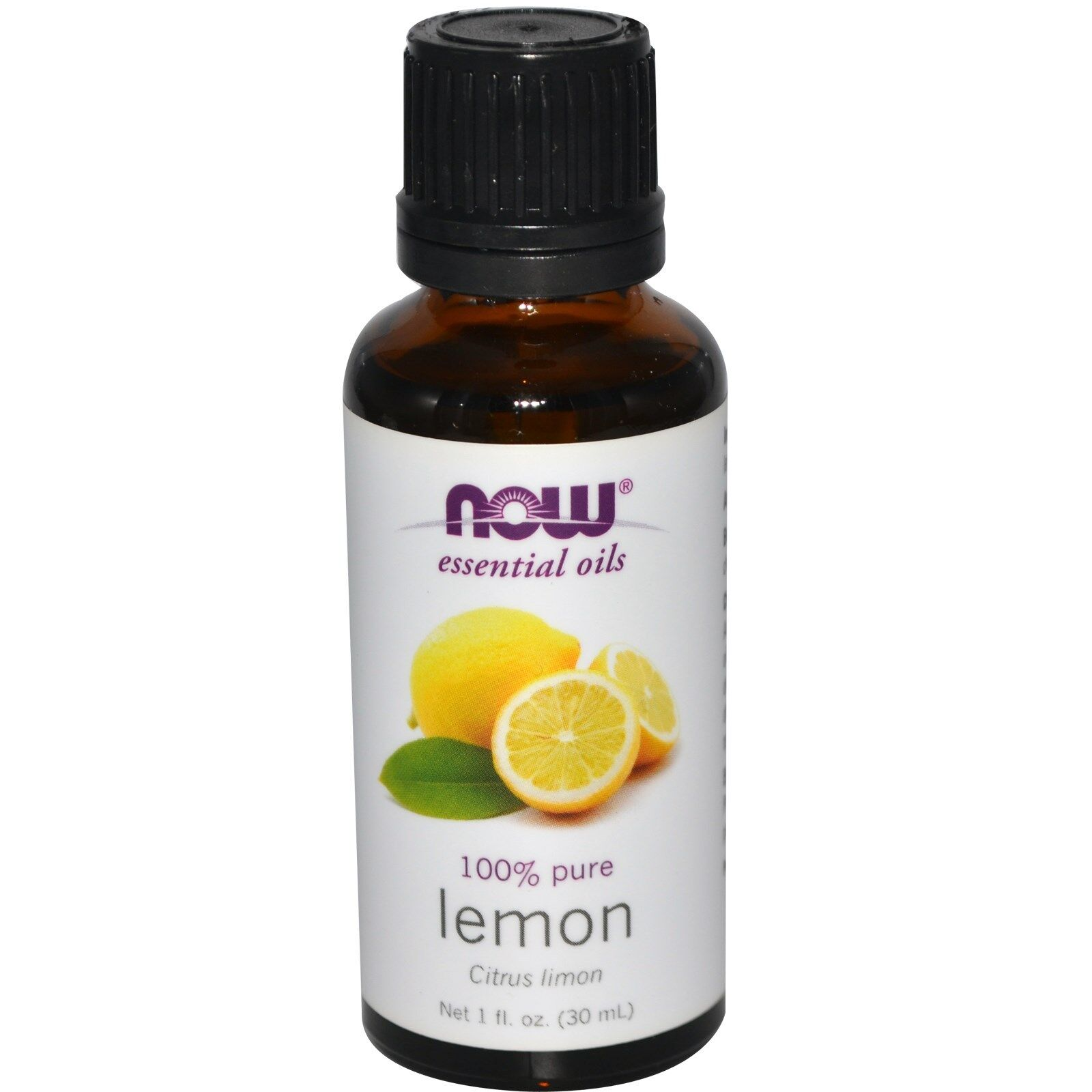 NOW Foods 1 oz Essential Oils and Blend Oils - FREE SHIPPING! Lemon