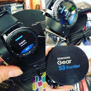 SAMSUNG GEAR S3 frontier 6month warranty amazing condition
