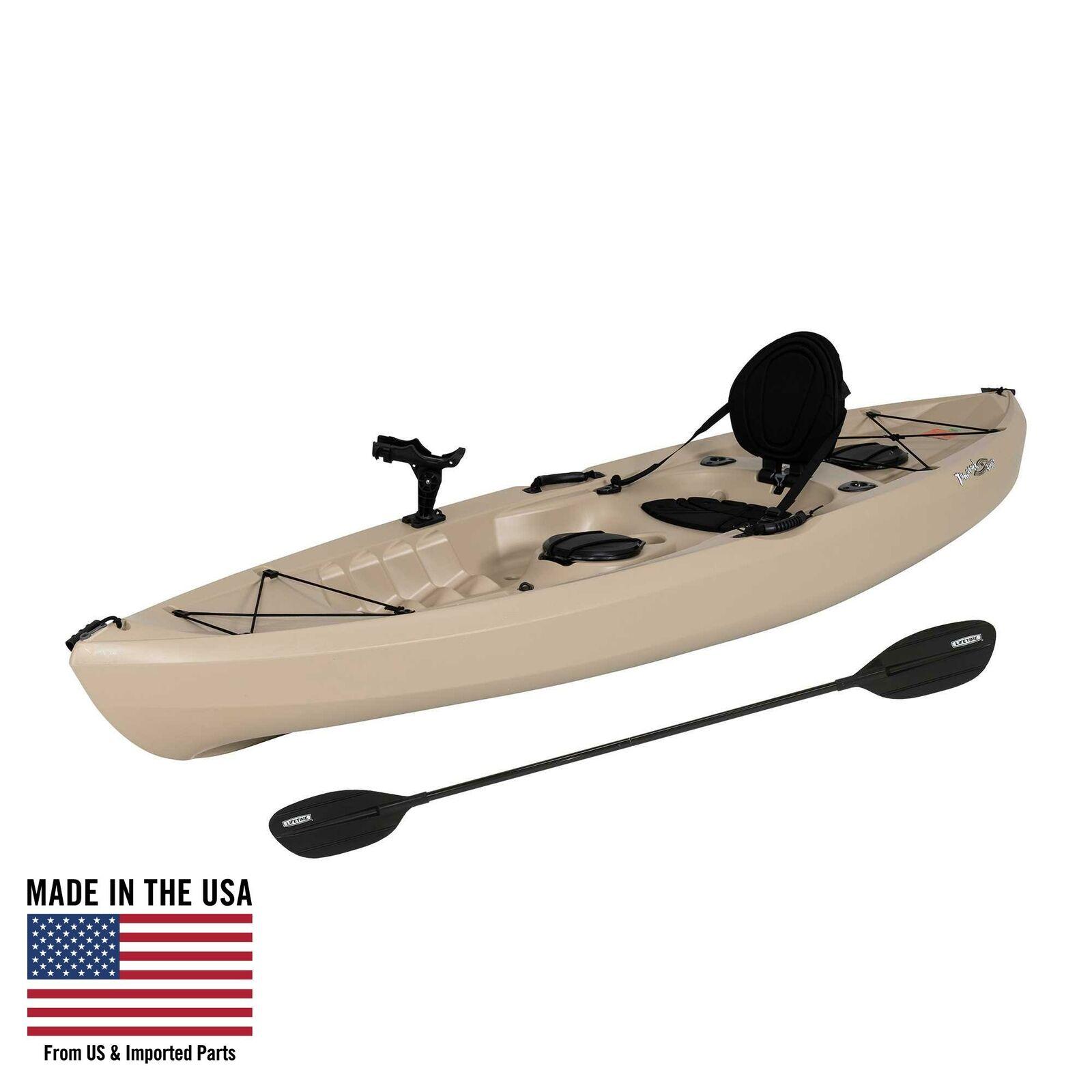 tamarack angler 100 fishing kayak paddle included