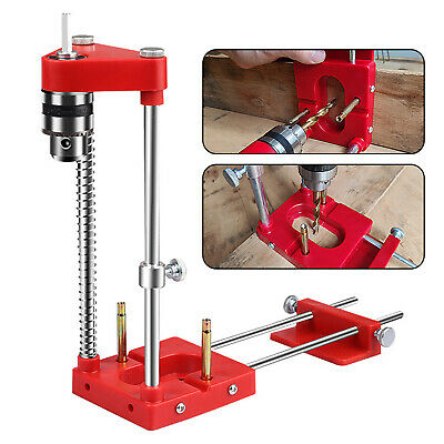 Auto-line Drill Guide Puncher Tools Adjustable For Home Alloy Steel Drilling