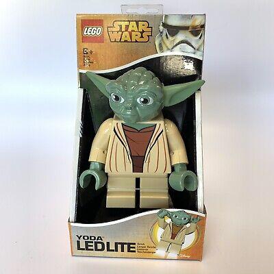 LEGO Star Wars YODA LED LITE Torch Kids Bedroom Light