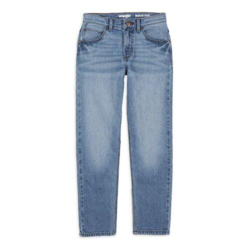 Wrangler Boy's Indigood Slim Fit Jean, Size 16 Husky