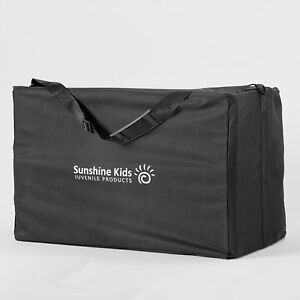 sunshine kids large car seat travel storage bag case holdall ebay. Black Bedroom Furniture Sets. Home Design Ideas