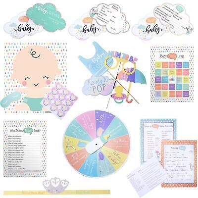 Fun Party Games & Activities - Baby Shower - Choose - Baby Shower Activities
