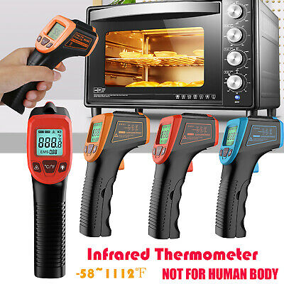 No-contact Digital Thermometer Infrared Temperature Gun Ir Laser Point -581112