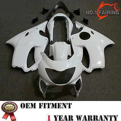 For Honda CBR600 F4 1999 2000 Unpainted Fairing Body Work Kit CBR 600 99 00 ABS