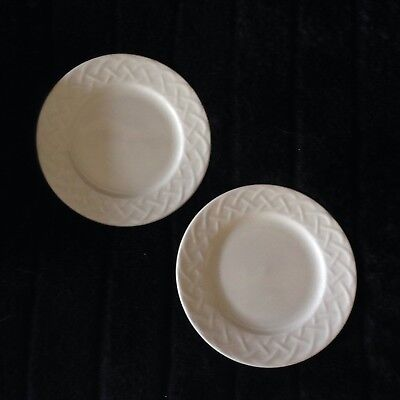 Oneida PICNIC Bread Plate ~ Set of 2