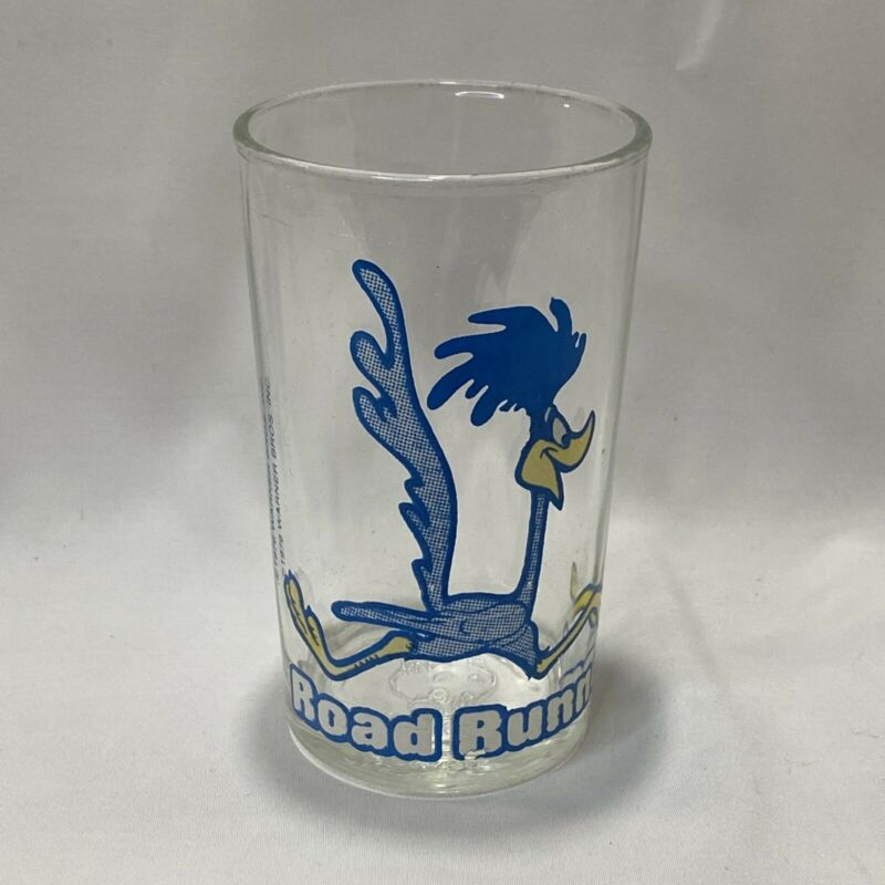 1976 Road Runner Glass Cup