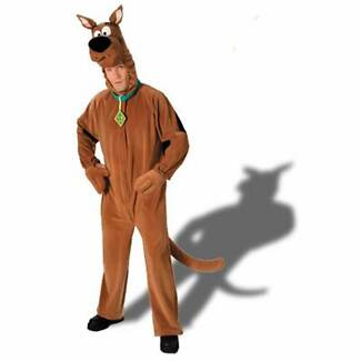 Scooby Doo Adult Costume for HIRE Adelaide