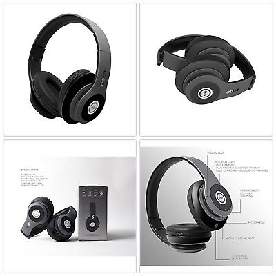 Best Bluetooth Wireless Beats Headphones Headset Over The Ear Design With Mic