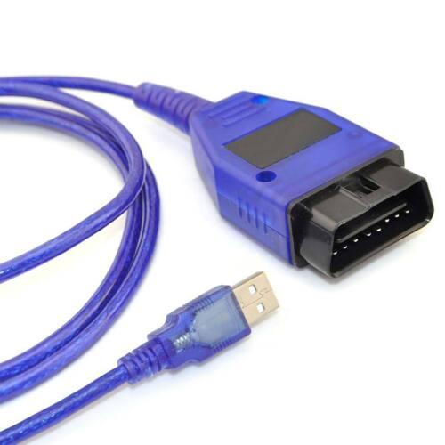 KKL 409.1 VAG-COM OBD2 USB Cable Auto Scanner Scan Tool Audi VW SEAT Volkswagen