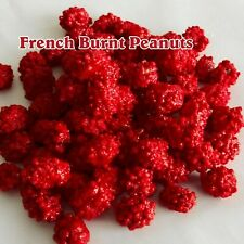 French Burnt Peanuts Bulk Deal Candy Coated Peanut Delicious Free Shipping Ebay