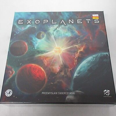 Greater Than Games Exoplanet Board Game NEW](Greater Than Games)