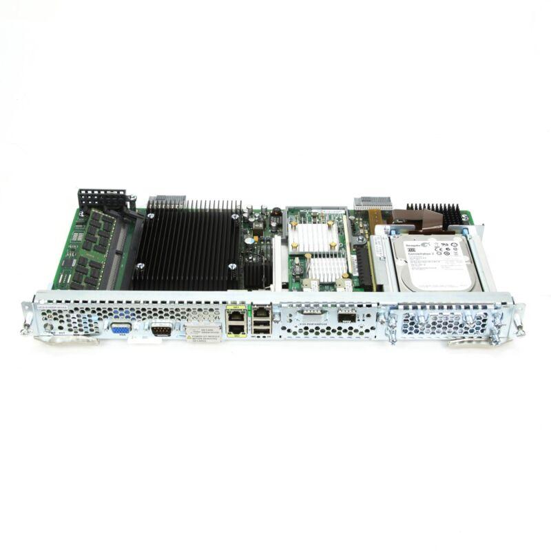 Cisco UCS E-Series Server UCS-E160DP-M1/K9 16GB RAM ST910000640NS PCIE10GEFCOE
