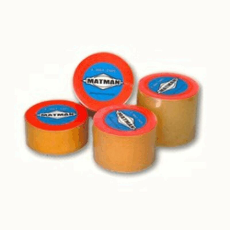 MATMAN Wrestling Mat Tape - Sold by the Case 3 INCH