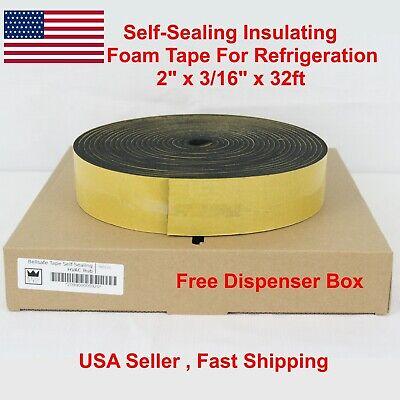 Bellsafe Tape Self-Sealing HVAC Rubber Pipe Insulation 2