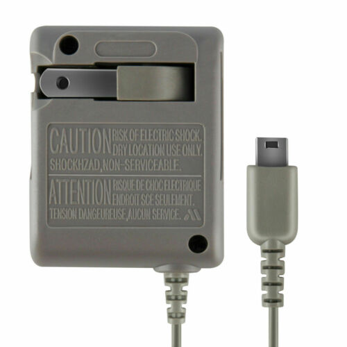Brand new Nintendo DS Lite DSL NDSL Home AC charger! Wall Home Travel Charger AC