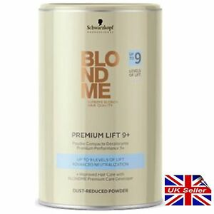 Schwarzkopf Blond Me Dust Reduced Powder Bleach 450g Blonde BlondeMe