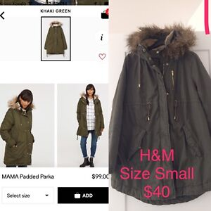 Maternity clothes Fall/Winter (Size XS, S, M)