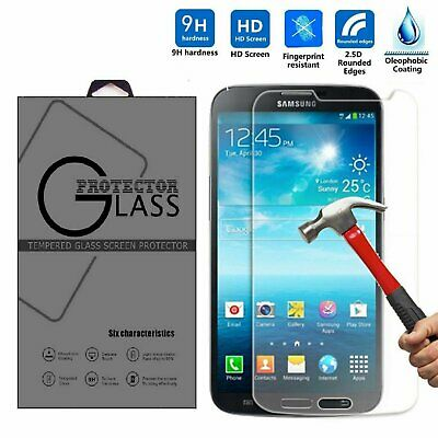 Premium Tempered Glass Screen Protector for Samsung Galaxy Mega 6.3 i9200 Cell Phone Accessories