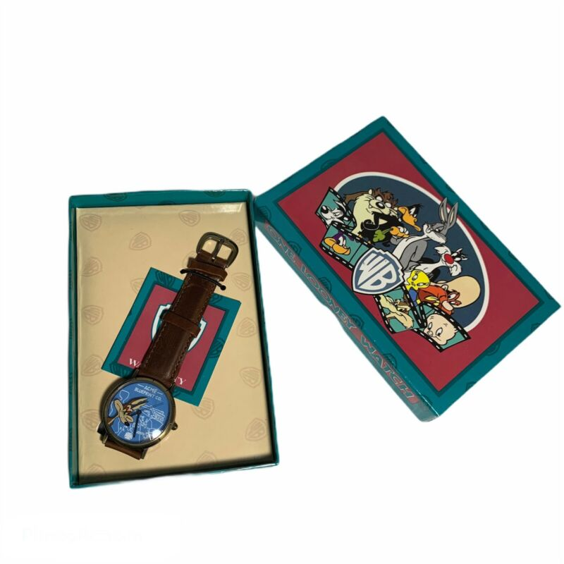 Wile E. Coyote One Looney Watch 1994