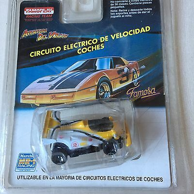 Coche Jeep Famoplay Famosa 1991 Aventura Del Volcan