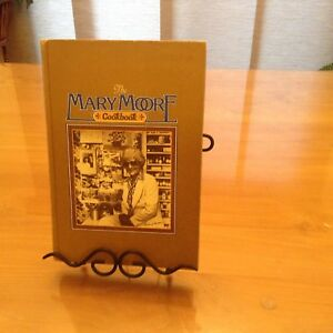 Mary Moore cook book
