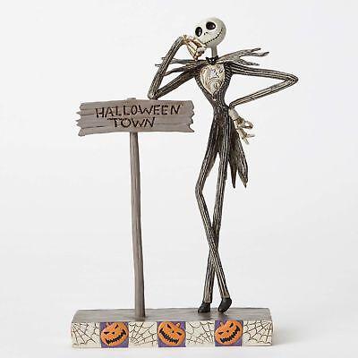 Disney Traditions Jim Shore Jack Skellington Resin Figurine New with Box