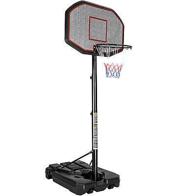 Basketballkorb mit Ständer Basketballständer Basketballanlage mobil 200 - 305 cm