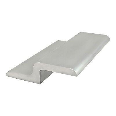 8020 Inc Aluminum 15 Series Single Retainer Profile Part 8511 X 96.5 Long N
