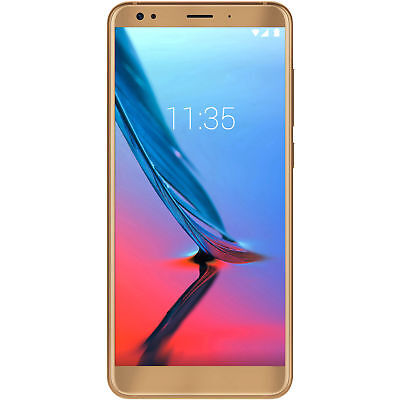 ZTE Blade V9 Smartphone DUAL SIM 14,48 cm/5,7 Zoll 32GB 16MP Android 8.1 NEU OVP