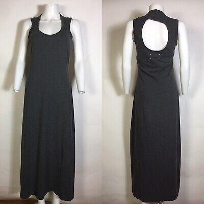 Rare Vtg Maison Martin Margiela Gray Flat 1998 Miss Deanna Dress S/M