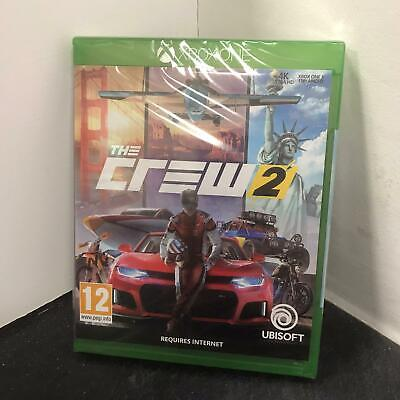 The Crew 2 Xbox One Game - New and Sealed