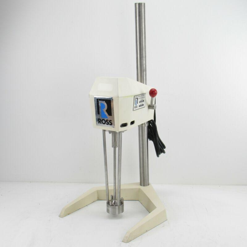 ROSS ME100L 1/2 HP 115V 10,000 RPM HOMOGENIZER MIXER - DEFECTIVE