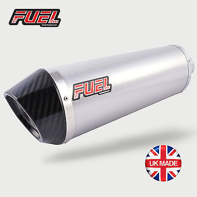 Sprint GT 1050 2011+ Diablo Brushed S/S Oval Midi UK Street Legal Exhaust Can