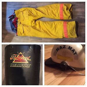 Genuine Firefighter Gear for Sale (Compare at $400-$500+)